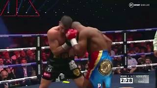 Ilunga Makabu vs Aleksei Papin Full Highlights
