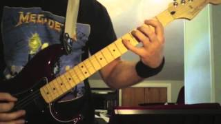 Altar of Sacrifice rhythm guitar lesson