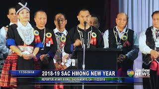 SUAB HMONG NEWS:  A Speech given at the 2018-19 SAC Hmong New Year