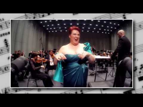 Marie-Nicole Lemieux records Rossini 'Cruda Sorte' (l'Italiana in Algeri)