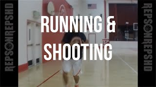 Reps On Reps: Run and Shoot (Klay Thompson)