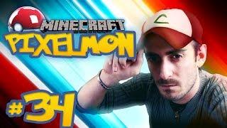 Minecraft Pixelmon - EP. 034 - UN PORTALE IMPOSSIBILE XD:-) !! -