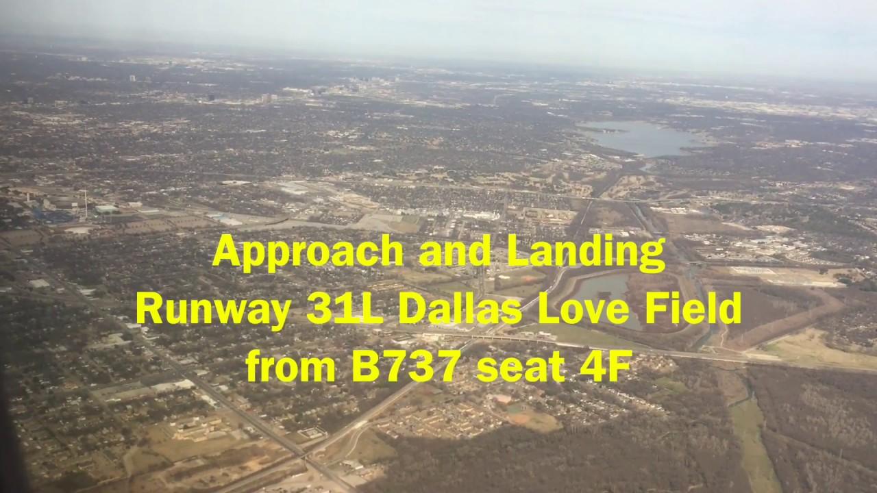 Dallas Love Field Arrivals