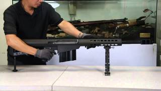 SOCOMGEAR MadBull Barrett M107 final test
