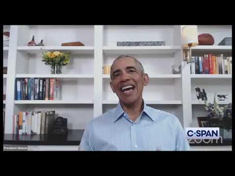 Former President Barack Obama Remarks