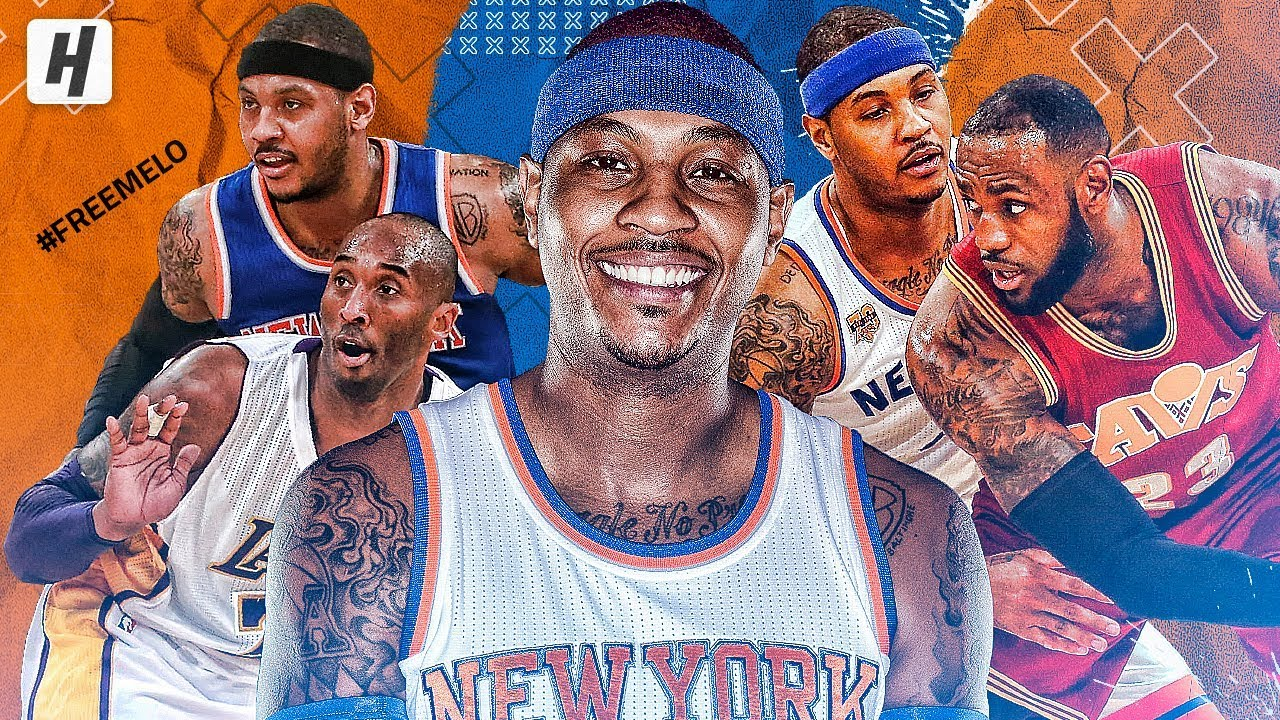 Carmelo Anthony VERY BEST Highlights & Moments with New York Knicks (2014-2017) #FreeMelo
