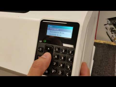 How to Adjust HP M604 M605 M606 LaserJet Fuser Temp to Improve Print Quality and Eliminate Smearing