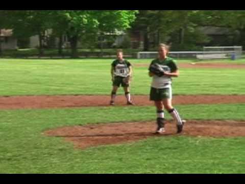 2007 Softball Pitchers' Duel: Minnechaug 1, West S...