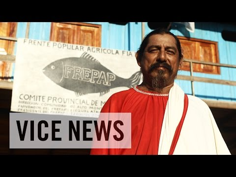 The Promised Land: Cocaine And Faith In The Amazon (Full Length)