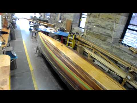 Canoe Builder ShopCam 052915