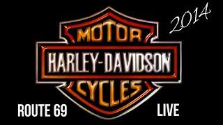 Banda Route 69 - Show Harley Davidson 2014
