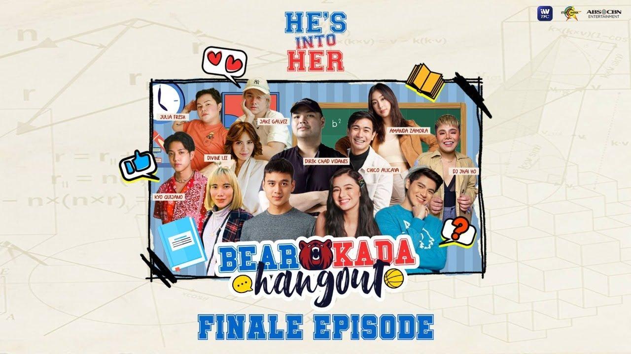 BearKada Hangout   Episode 10   'He's Into Her'