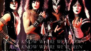 """Creatures of the Night"" - Kiss [Lyrics]"