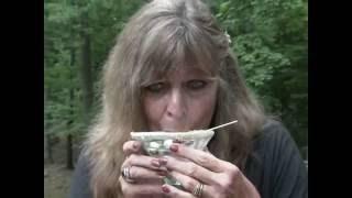 Burnt Marshmallow-Lemon Martini