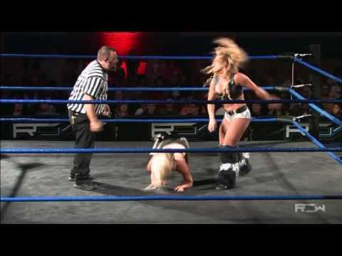 Reality Of Wrestling Ep. 38 - Cinema (c) vs. Kenzie Sykes