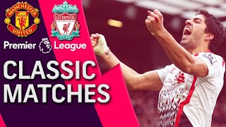 Manchester United v. Liverpool | PREMIER LEAGUE CLASSIC MATCH | 03/16/14 | NBC Sports