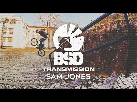 SAM JONES  BSD Transmission DVD Part