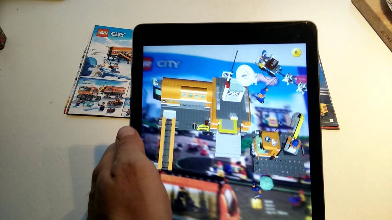 Lego Augmented Reality