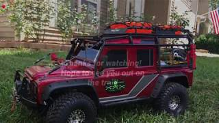 Video Traxxas TRX 4 Making a Pickup truck bed download MP3, 3GP, MP4, WEBM, AVI, FLV April 2018