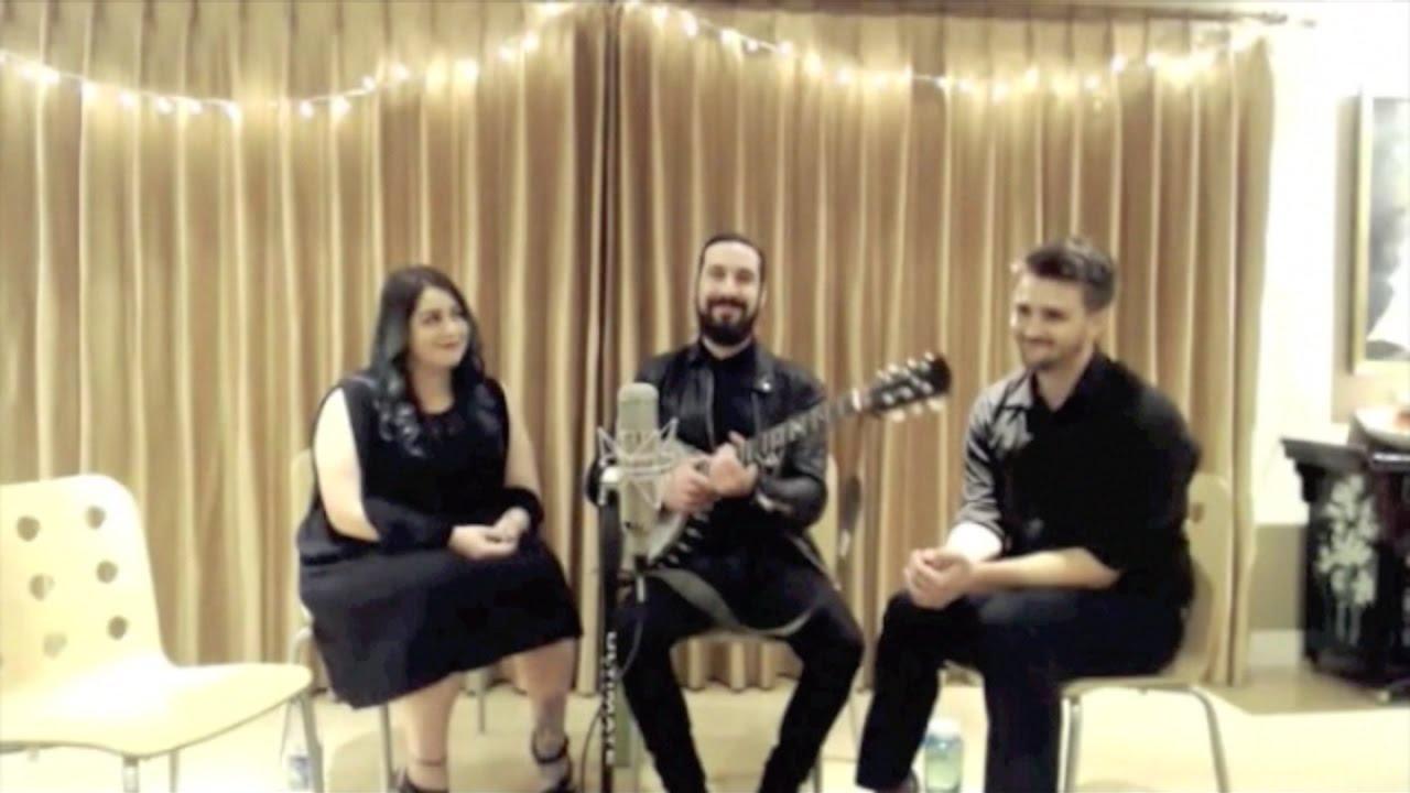 Avi Kaplan A Cappella Academy Fundraiser StageIt Livestream