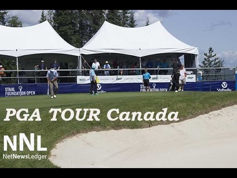 PGA TOUR Canada Staal Foundation Open - Sunday