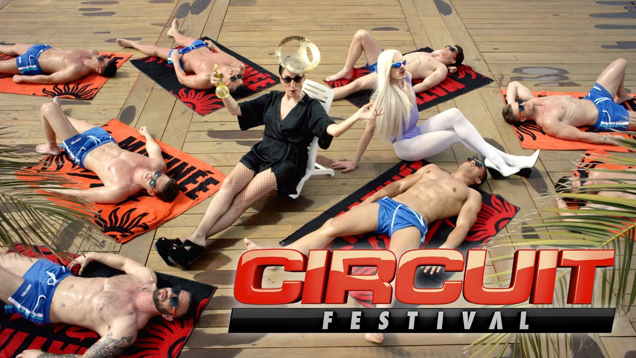 Circuit Festival 15 Official Video Youtube