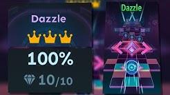Rolling Sky Bonus lv.13 Dazzle 100% Clear - All Gems & Crowns   SHA