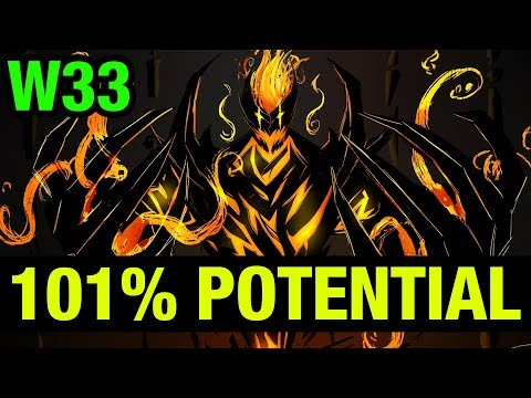 W33 BRING OUT 101% OF SF POTENTIAL - Dota 2