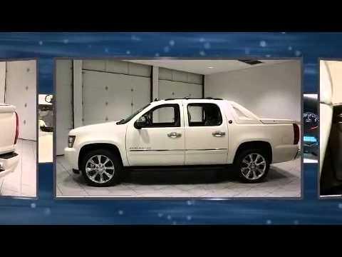 2013 Chevrolet Avalanche LTZ Black Diamond - YouTube