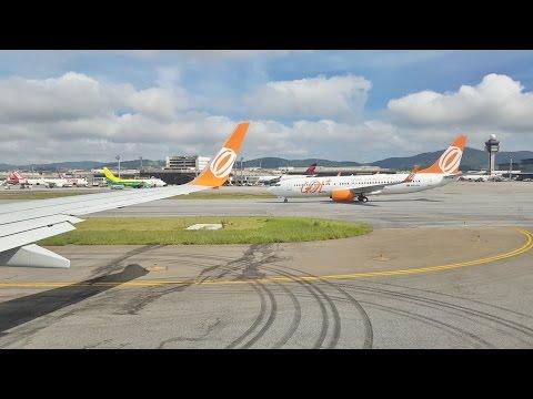 [TRIPREPORT] GOL Airlines B737-8EH [GRU Airport (São Paulo)-Martinique]