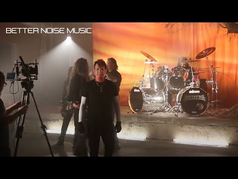 HELLYEAH - Hush (Behind the Scenes)