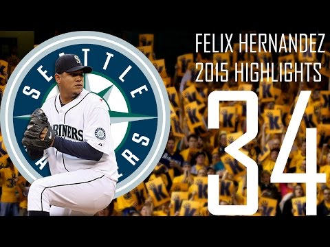 "Felix Hernandez ""The King"" 