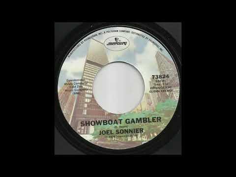 Joel Sonnier - Showboat Gambler