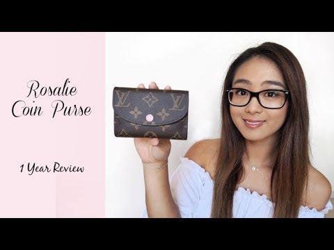 3e6ceb7e0b2c Rosalie Coin Purse 1 Year Review + What Fits
