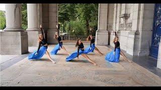 Ladies Power Team 7 by Eva - Beethoven in Havana by Joachim Horsley