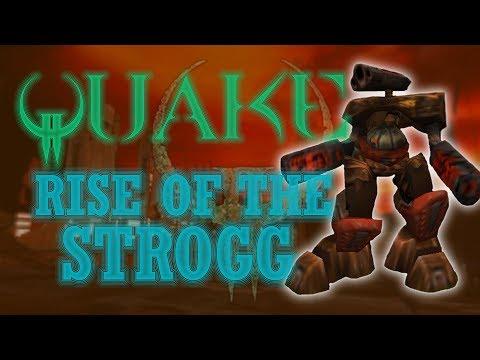 QUAKE: RISE OF THE STROGG || Lore Store