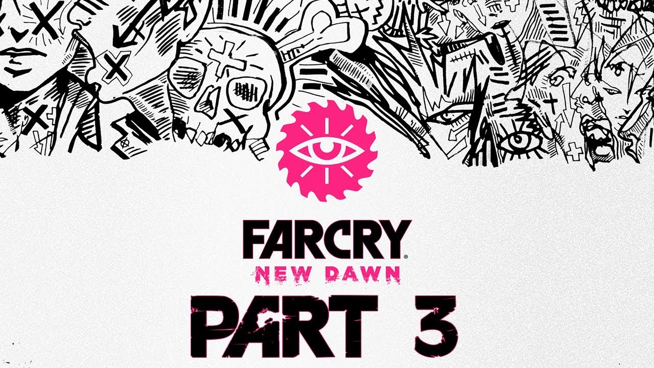 far cry new dawn highwaymen art