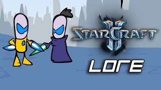 LORE - StarCraft II Lore in a Minute!
