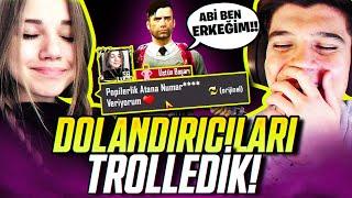 KIZ FOTOĞRAFI KOYUP DOLANDIRANLARI TROLLEDİK!! | PUBG Mobile Komik Anlar