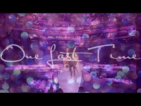 Ariana Grande - One Last Time Acapella (Empty Arena Audio)
