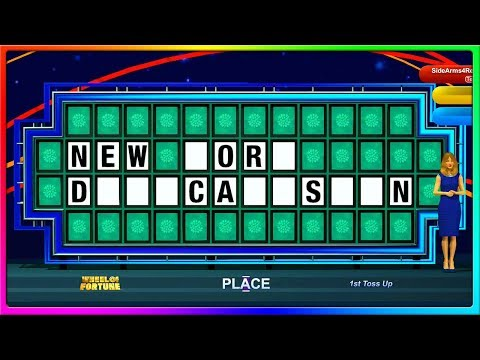 BRING BACK PAT SAJAK! | New Wheel of Fortune Game on Xbox One