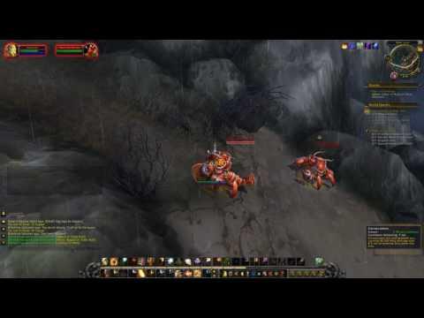 Legion World Quest 1: Investigation at Mak'rana (WoW, human, Paladin)