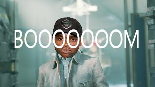 When Big Shaq Played Quantum Break | #ItzMemeplay #Notificationsquad