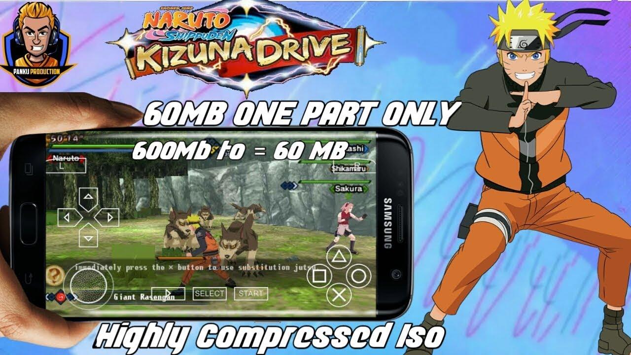 download ppsspp state naruto kizuna drive black screen