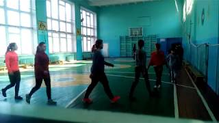 Фрагмент уроку фізичної культури вчителя Богомаз В.М.