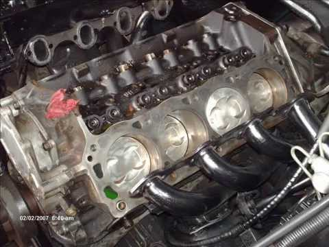 EFI to CARB 1990 mustang lx 50 by jv mcrae  YouTube