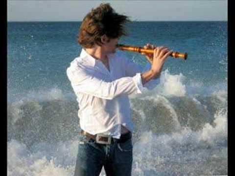 Stefan Temmingh (recorder) plays Telemann's Fantasie no. 10