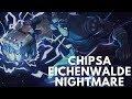 Overwatch Rank 1 Doomfist Chipsa The Nightmare Of Eichenwalde -45 Elims-