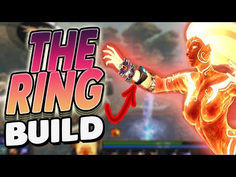 Smite: The Ring Build on Sol - THIS BUILD IS CRAZ... very sub par!