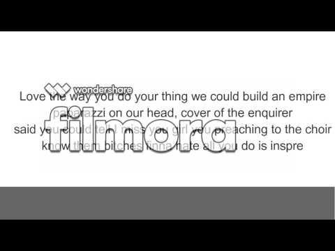 Eric Bellinger-Drive By (Lyrics)